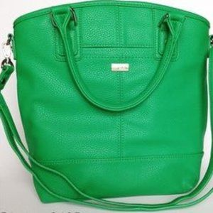 Thirty One Jewell Paris Bag in Gatsby Green Pebble